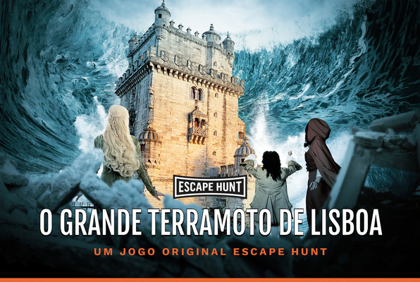 O Grande Terramoto de Lisboa (Escape Hunt Lisbon) Escape Room