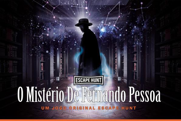 O Mistério de Fernando Pessoa (Escape Hunt Lisbon) Escape Room