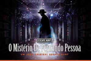 Квест O Mistério de Fernando Pessoa