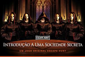 Квест Introdução a Uma Sociedade Secreta