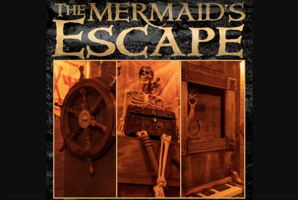 The Mermaid's Escape (Mobile Escapes NJ) Escape Room