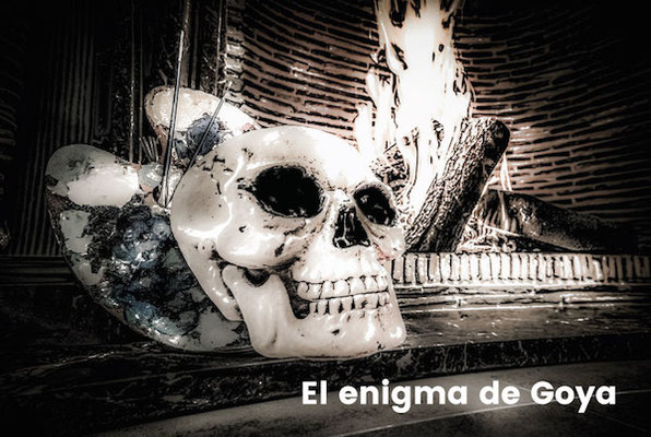El Enigma de Goya (COCO ROOM Zaragoza) Escape Room