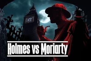 Квест Sherlock Holmes vs Moriarty