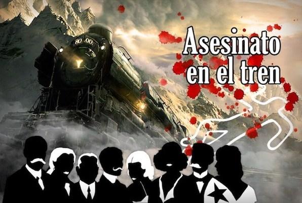 Asesinato an al Tren