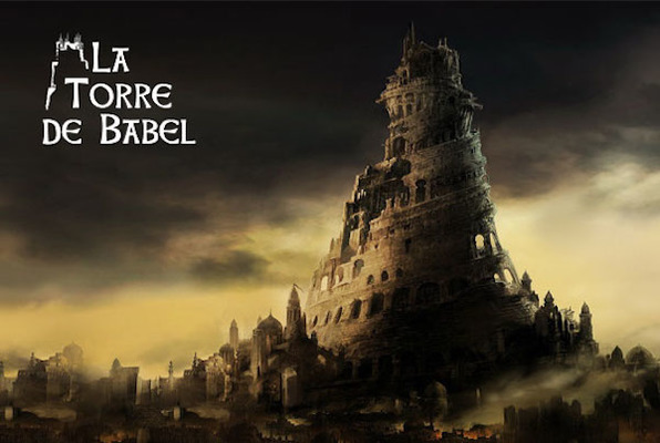 La Torre de Babel (Infinitum) Escape Room