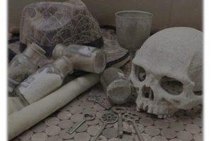 Квест The Tomb