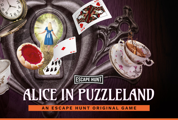 Alice in Puzzleland (Escape Hunt Liverpool) Escape Room