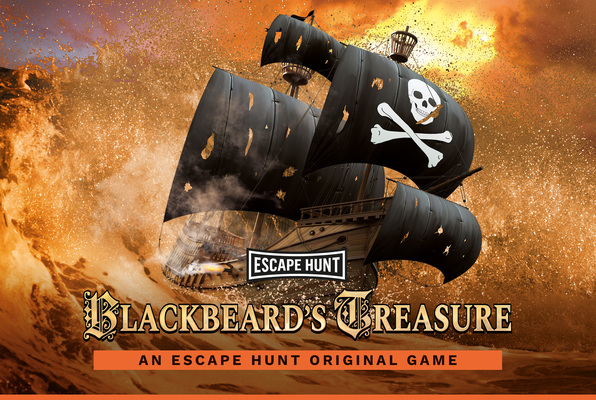 Blackbeard's Treasure