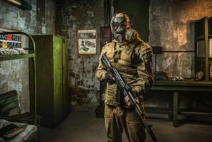 Квест Tschernobyl's Sperrgebiet