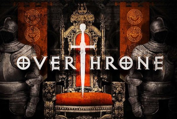 Overthrone (Escape London) Escape Room