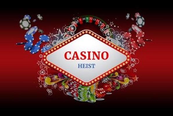 Casino Heist - Break the Rules (Escape London) Escape Room