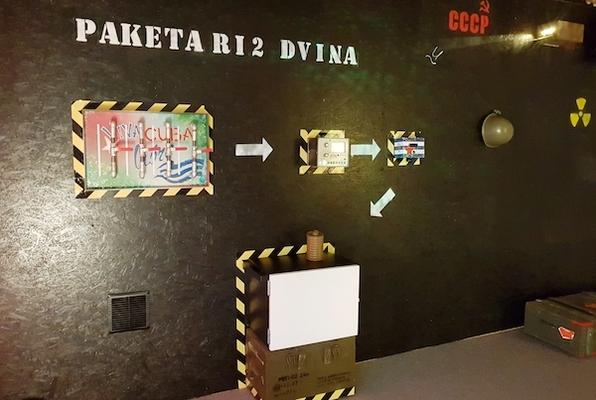 Operation Anadyr (Trap Konstanz) Escape Room