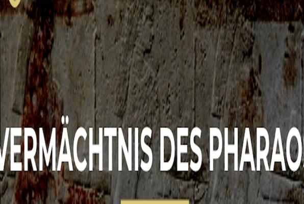 Vermächtnis des Pharaos