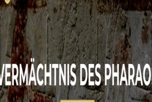 Квест Vermächtnis des Pharaos