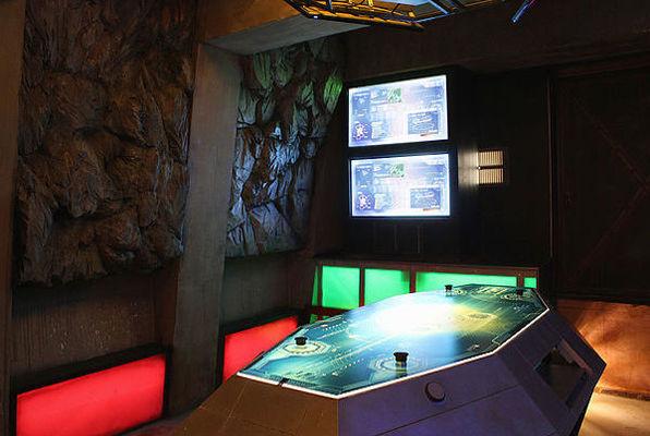 Der Angriff X (ExitZone Mainz) Escape Room