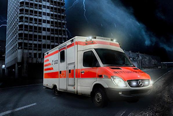 Escape the Ambulance (Escape the Camper - Das außergewöhnliche Rätsel-Spiel gegen die Zeit) Escape Room
