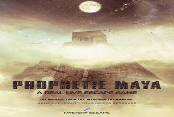 La Prophétie Maya