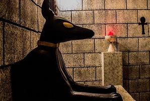 Квест Tutankhamun's Tomb