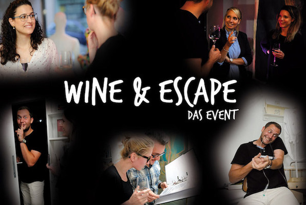 Wine & Escape (Mission 60 Minutes) Escape Room
