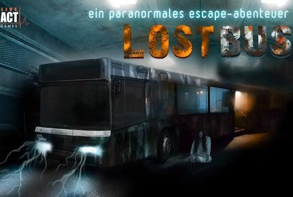 Lost Bus (LiveActGames) Escape Room