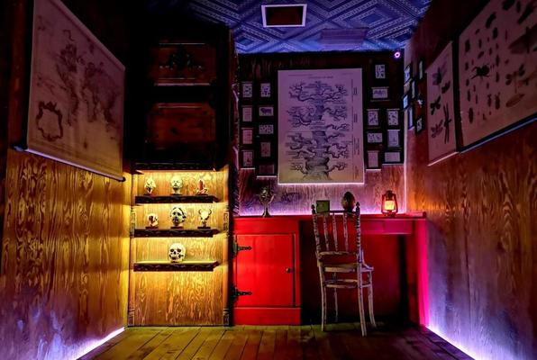 Opus Magnum (The Chamber) Escape Room