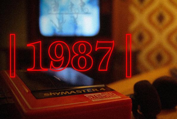1987... (Escape LAB Genève) Escape Room