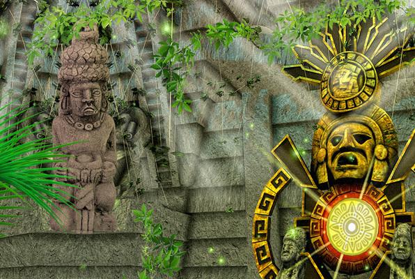 Maya Jungle