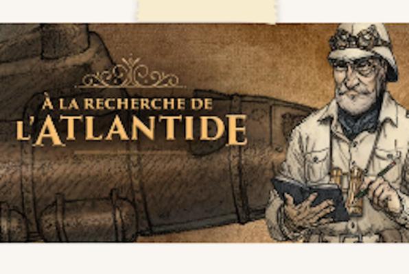 A la Recherche de l'Atlantide