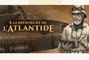 Квест A la Recherche de l'Atlantide