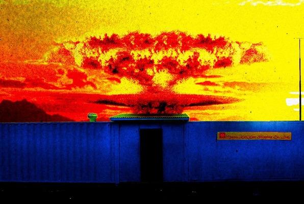 Nuclear Option (ESC Escape Rooms) Escape Room