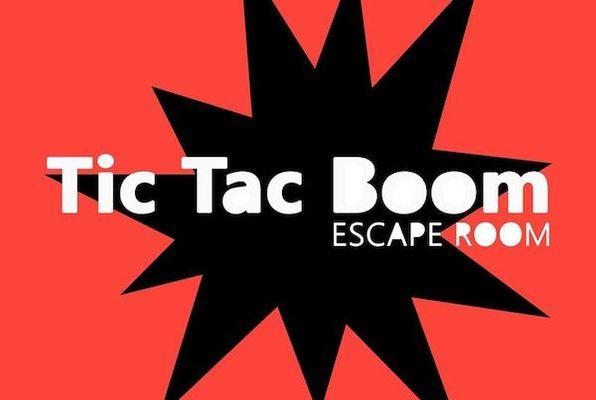 A Missão Júnior (Tic Tac Boom Coimbra) Escape Room