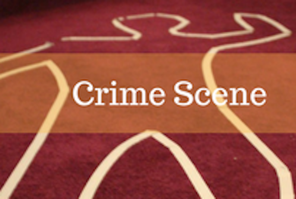 Crime Scene (The Dungeon) Escape Room