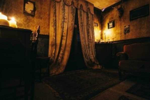 Le Manoir Aux Secrets (X-Dimension) Escape Room