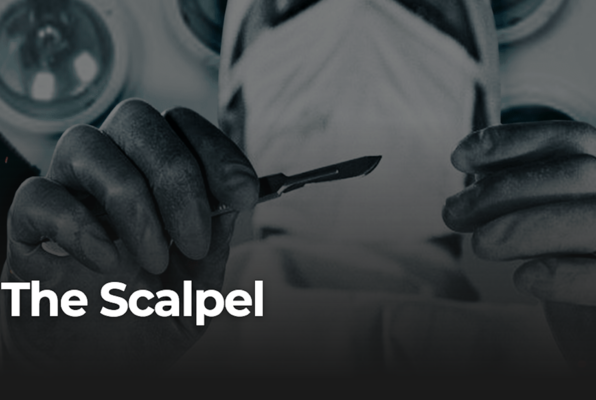 The Scalpel (MAZE Escape Room) Escape Room