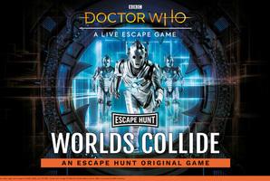 Квест Doctor Who - Worlds Collide
