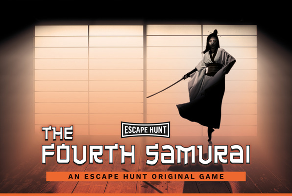 The Fourth Samurai (Escape Hunt UK - Bristol) Escape Room