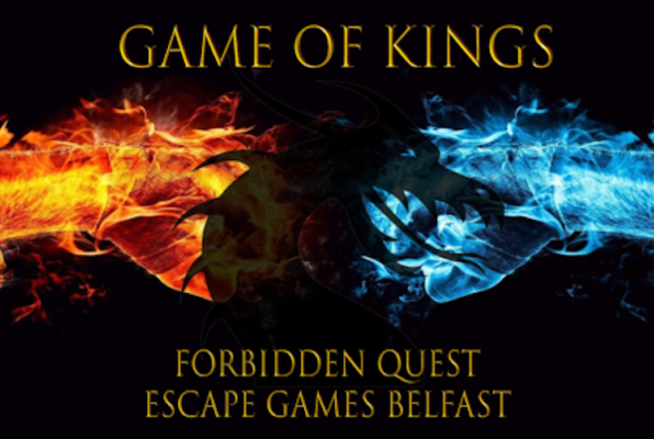 Game of Kings (Forbidden Quest) Escape Room