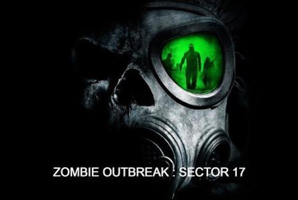 Zombie Outbreak (Forbidden Quest) Escape Room