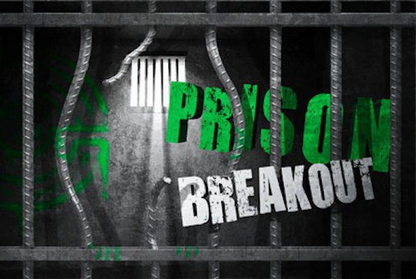 Prison Breakout (Escape Dundee) Escape Room
