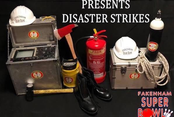 Disaster Strikes (Fakenham Escape Rooms) Escape Room