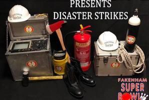 Квест Disaster Strikes