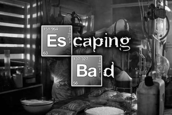 Escaping Bad (The Riddle Within) Escape Room