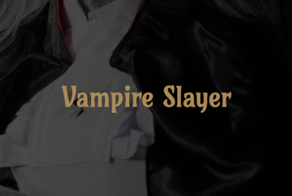 Vampire Slayer (London Escaped Ltd) Escape Room
