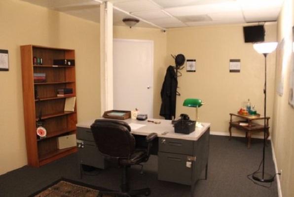 Secret Agent Room