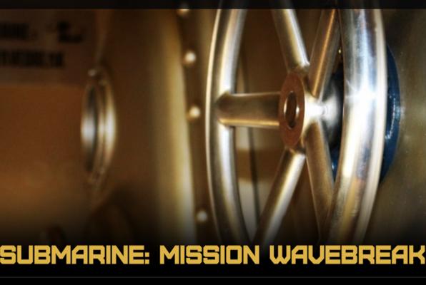 Submarine: Mission Wavebreak (Enigma Quests) Escape Room