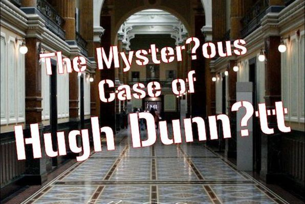 The Mysterious Case of Hugh Dunnit (Cryptology Sheffield) Escape Room