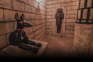 Квест La Tomba di Tutankhamon
