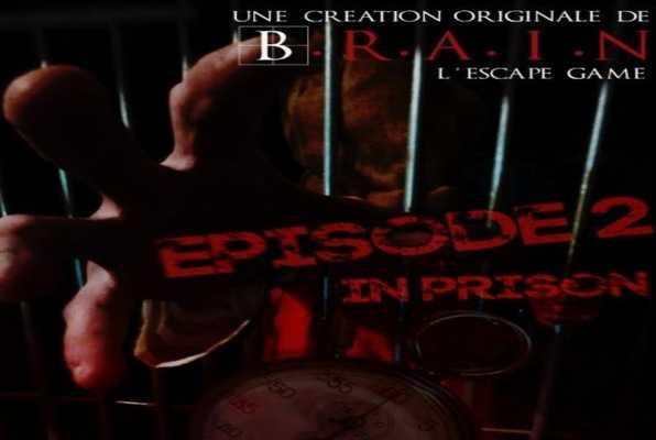 In prison (B.R.A.I.N.) Escape Room