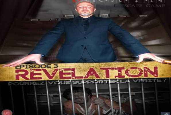 Revelation (B.R.A.I.N.) Escape Room