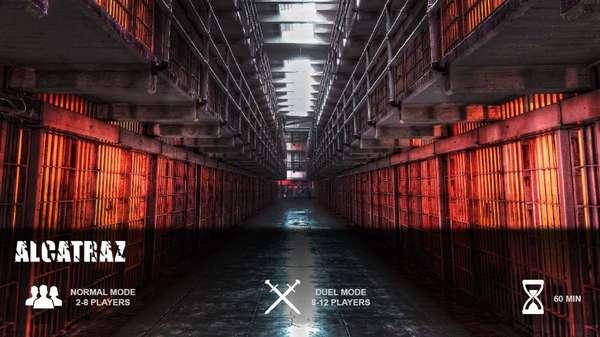 Alcatraz (AdventureRooms Roma) Escape Room
